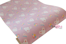 Cottontail Canvas Sheet