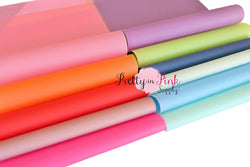 Silicone Matte Jelly Sheets