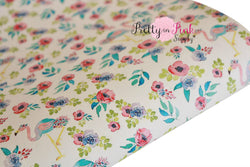 FANCY Flamingo Canvas Sheet