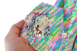 Lavender/Pink/Light Aqua Unicorn DIY Headband Kit #483
