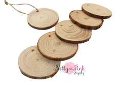 Wood Slices