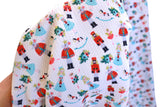Nutcracker Stretch Liverpool Fabric