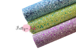 Speckled Chunky Glitter Sheet