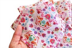 Spanish Floral Liverpool Fabric