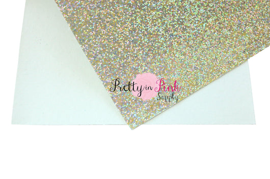 Shimmer Iridescent VINYL Fabric Sheets