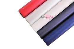 LUSTER Faux Leather Sheet