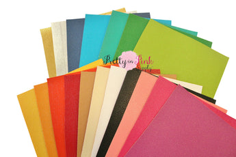 Faux Leather Fabric Sheet