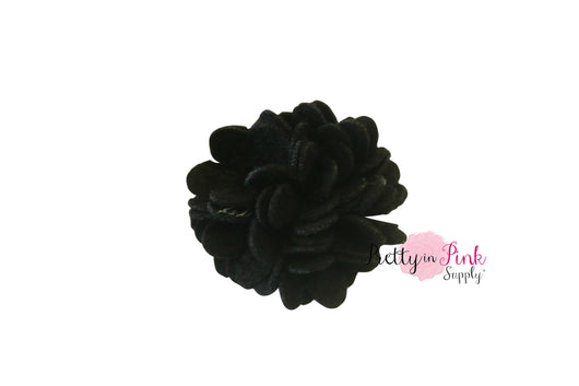 Felt Carnation Flower Puffs
