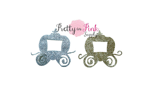 Carriage Glitter Felts