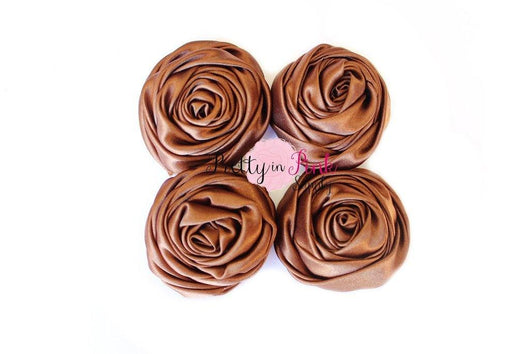 Large Twisted Rosette