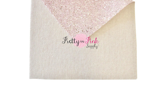 FROSTED Chunky Glitter Sheets