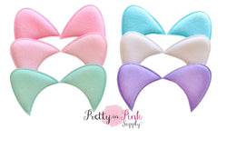 Felt CAT Ears - Pretty in Pink Supply