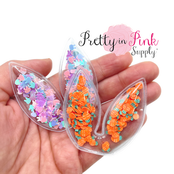 Inflated Bunny Ears | Confetti Shakers