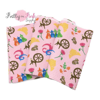 Spinning Wheel Princess | Liverpool Fabric - Pretty in Pink Supply