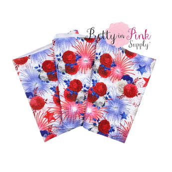 Party In The USA | Liverpool Fabric - Pretty in Pink Supply
