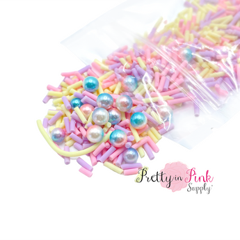 Pearls And Sprinkles | Confetti Loose Clay