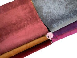 Soft Suede Fabric Sheets