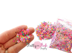 Jamboree Mixed Confetti Loose Glitter