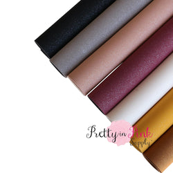 Shimmer Faux Suede Fabric Sheets
