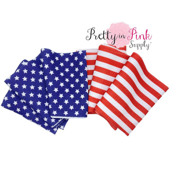 Stars And Stripes | Liverpool Fabric - Pretty in Pink Supply