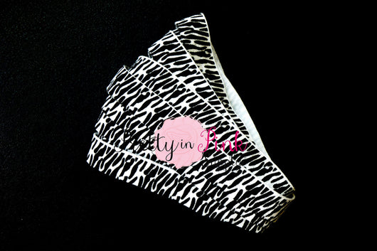Zebra Print Elastic - Pretty in Pink Supply