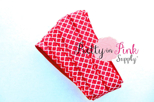 Red Lattice Elastic - Pretty in Pink Supply