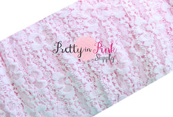 Light Pink Lace Elastic 1