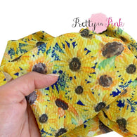 Sunflower Fields Liverpool Fabric
