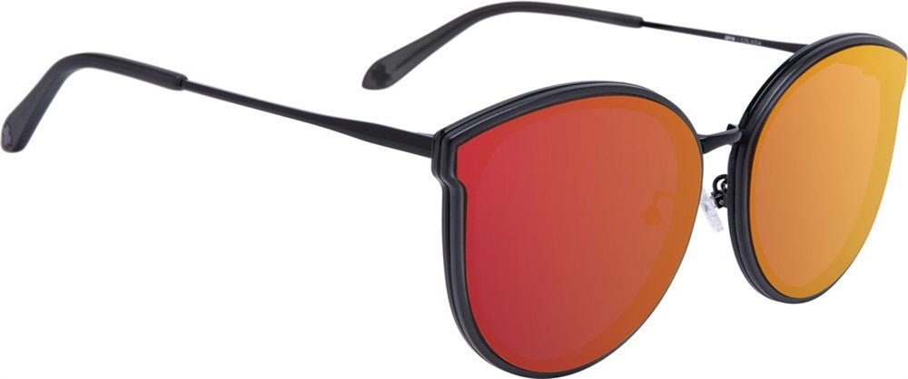 SPY Refresh Sunglass Colada - Matt Trans Grey Gloss Black