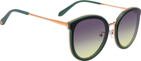 SPY Refresh Sunglass Colada - Seaweed - Green Sunset Fade