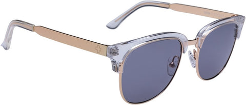 SPY Refresh Sunglass Stout - Clear Gold - Jade