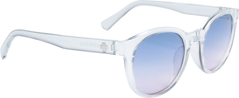 SPY Refresh Sunglass HiFi - Clear - Purple Sunset Fade