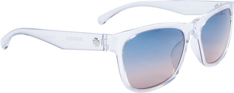 SPY Refresh Sunglass Sundowner - Clear - Blue Sunset Fade
