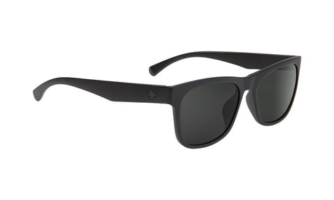 SPY Refresh Sunglass Sundowner - Matte Black Grey