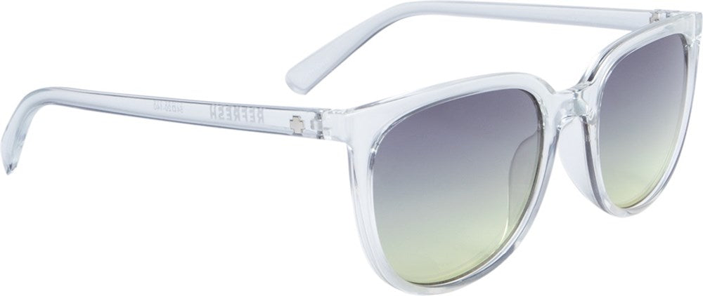 SPY Refresh Sunglass Fizz - Clear - Green Sunset Fade