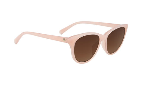 SPY Refresh Sunglass Spritzer - Translucent Blush - Bronze Fade