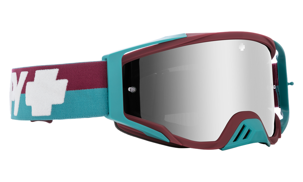 SPY MX Goggle Foundation Plus - Bolt Teal