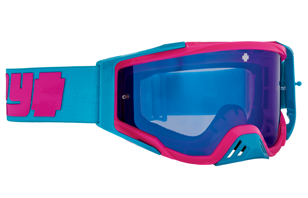 SPY MX Goggle Foundation Plus - Reverb Blue