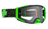 SPY MX Goggle Foundation - Maze Green