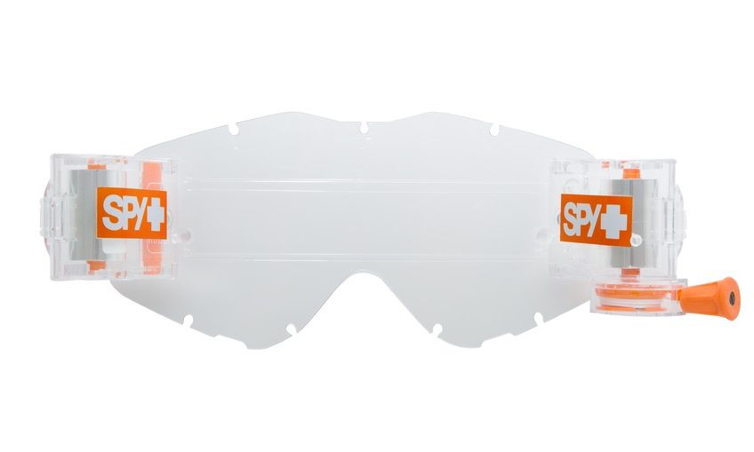 SPY MX Clear View Omen