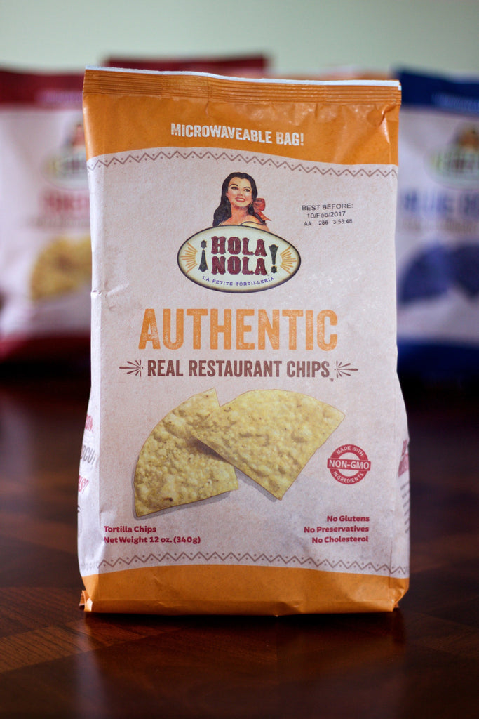 Authentic Tortilla Chips