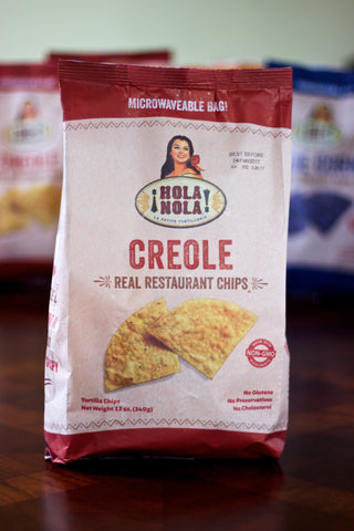 Creole Tortilla Chips