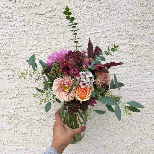 Your Choice - Hand-tied or Arrangement