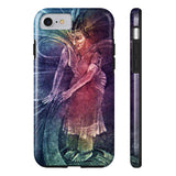 """Shaman IV - The Parting of the Way/Making Waves"" Phone Case"