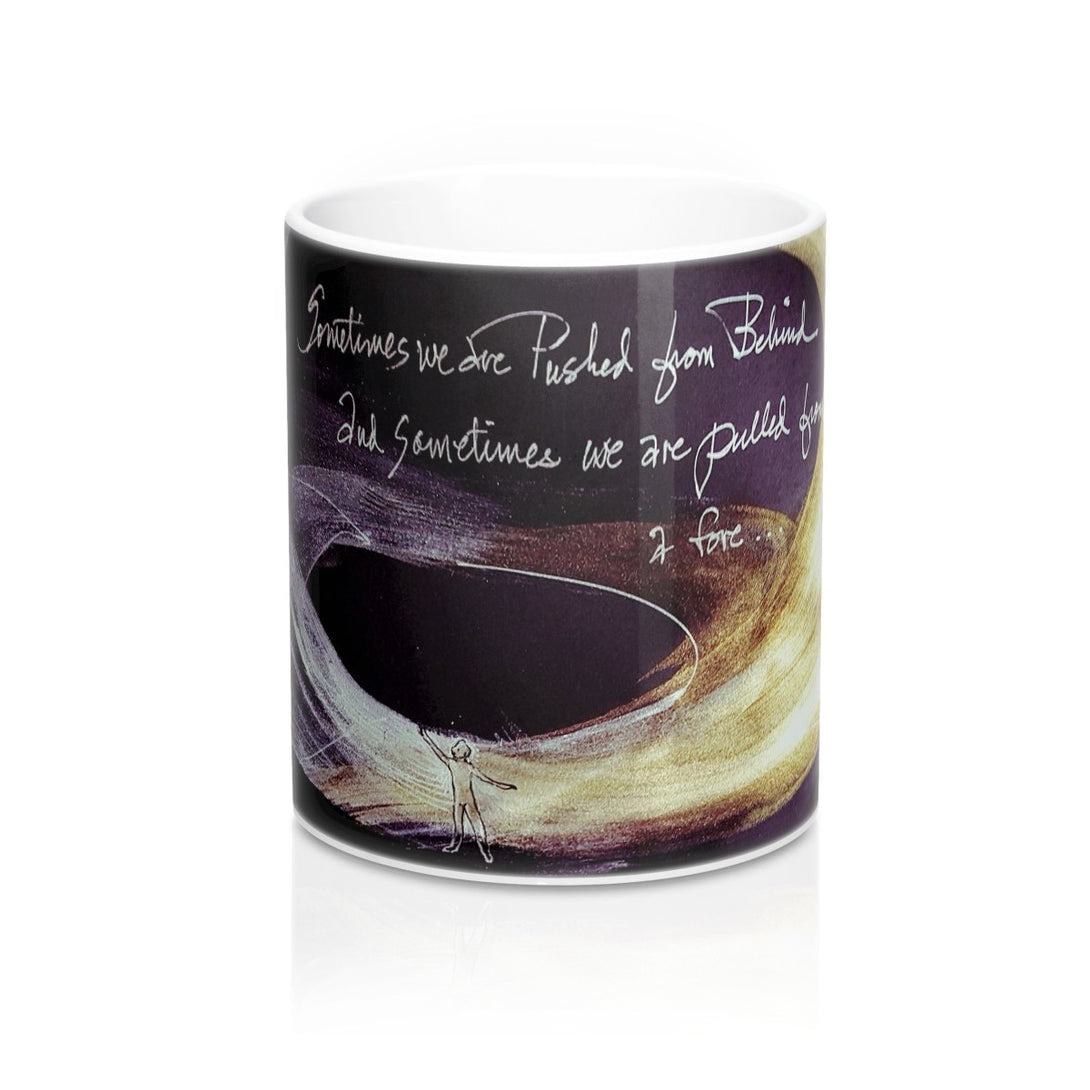 Sometimes - Coffee Mug