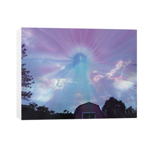 Christmas Special - Spirit Us - Horizontal Canvas  carolskylark