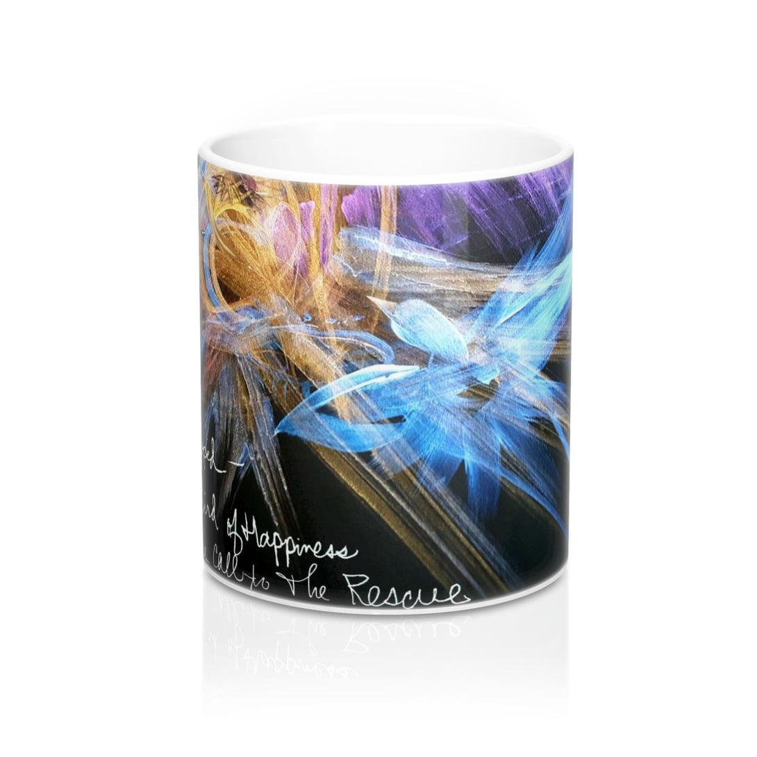 Bluebird Of Happiness - Coffee Mug