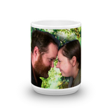 """Ryan and Leah's Wedding"" Mug"
