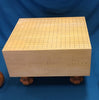 Yunzi (Go) game table in solid wood