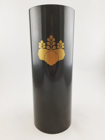 JAPANESE LACQUER VASE - TLS Living
